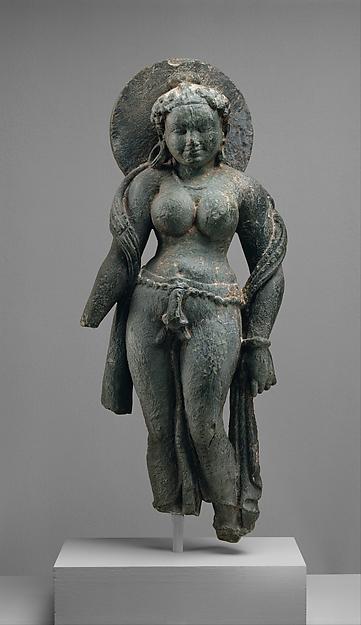 mothergoddess (matrika) a mediados del siglo sexto
