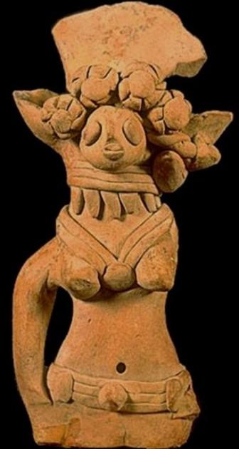 yoginiHarappa, 2600-1,900BC #