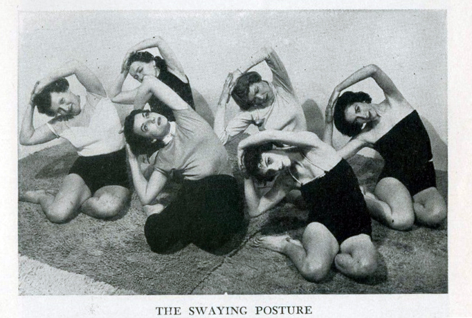 Yoga-Swaying