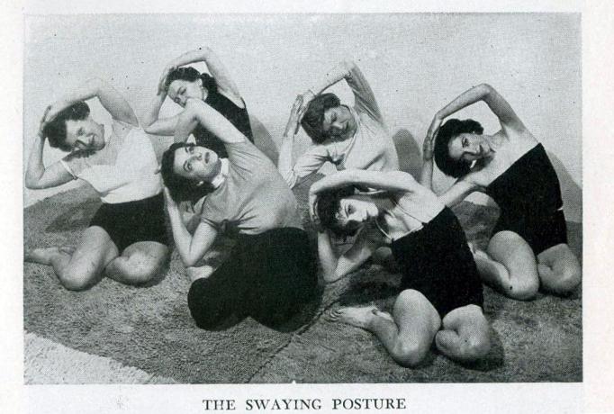 Yoga-Swaying