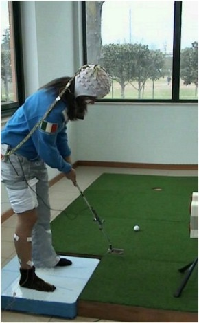 golfexperiment
