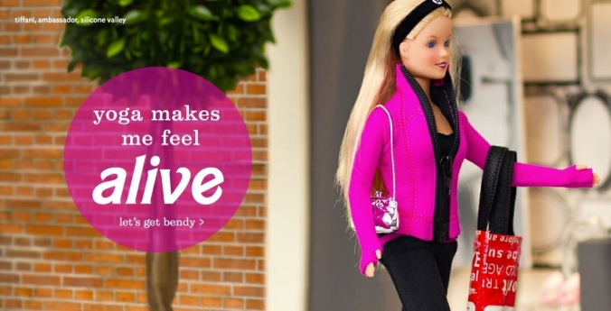 lululemon-barbie